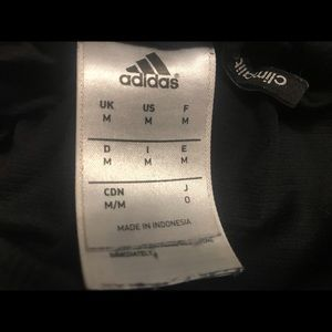 adidas Bottoms - Adidas black athletic shorts